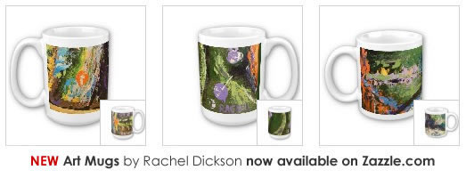 Click here to view Rachel's art mugs on zazzle.com
